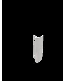 Balkontürziehgriff Alu weiß Artikelnummer E-G-HEX-BTG-SM3-9016 2.61 Euro Baustoffe & Leisten & Griffe  Shop meinfenster.de