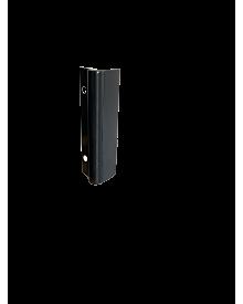 Balkontürziehgriff Alu anthrazit Artikelnummer E-G-HEX-BTG-SM3-7016 2.92 Euro Griffe  Baustoffe & Leisten & Griffe meinfenster.de