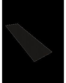 PVC-Flachleiste dekor  50x3,0 Schwarzbraun 0112
