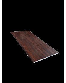 PVC-Flachleiste dekor 100x3,0 Sapeli 0103