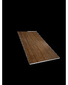 PVC-Flachleiste dekor 100x3,0 Eiche rustikal 0113