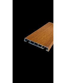 PVC-Klipsleiste dekor 85x12 Menk Golden Oak 0101