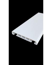 PVC-Klipsleiste weiß  85x12 Menk