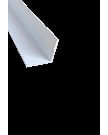PVC-WinkelprKT weiß  30x 30x2,0