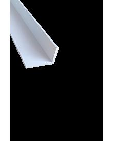 PVC-WinkelprKT weiß  20x 30x2,5