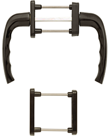 Olive85 NY f PZ-Getriebe braun Artikelnummer E-G-HOP-0085-B-PZ 47.46 Euro Baustoffe & Leisten & Griffe  Shop meinfenster.de