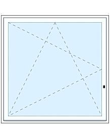 2 tlg. Balkontüre mit zwei Oberlichtern