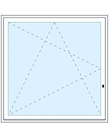 2tlg Fenster mit Oberlicht