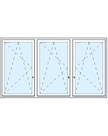 1 tlg Fenster mit Ober oder Unterlicht Artikelnummer MF-17728 447.67 Euro Fenster-Tueren  Shop meinfenster.de